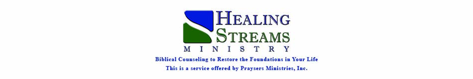 Healing Streams Web Banner